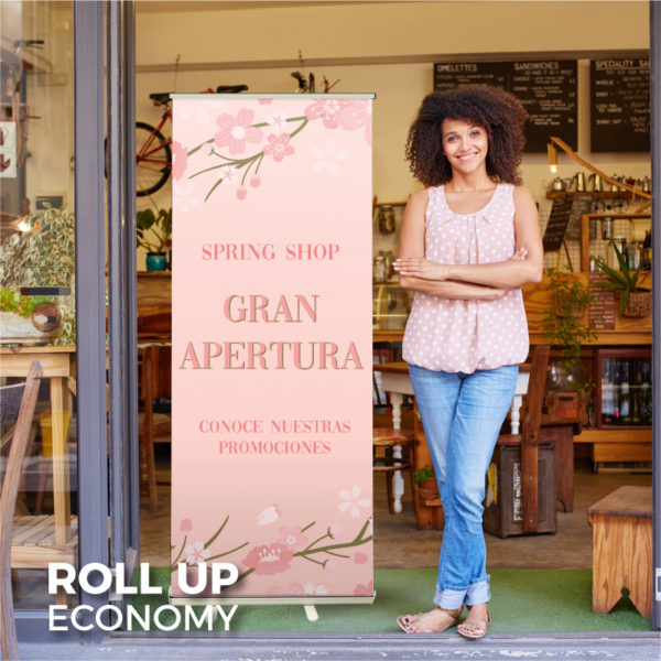 Banner Rollup Economy